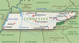 Early TN History timeline