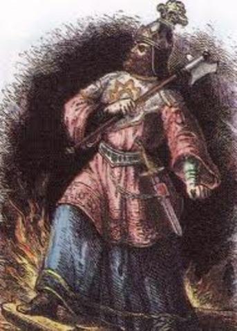 Eastern Europe and the Attila the Hun