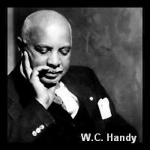 William Christopher Handy gives rise to classic blues era