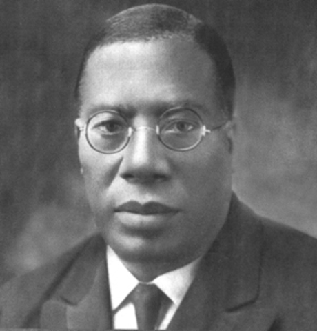 Charles Tindley becomes first black gospel composer to be published