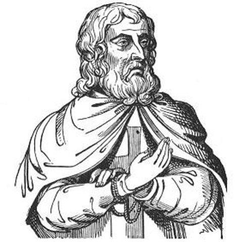 Charlemagne's Birth