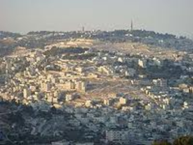Musilms capture the Jerusalem