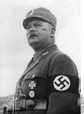 30 June 1934, Knight of Long Knives