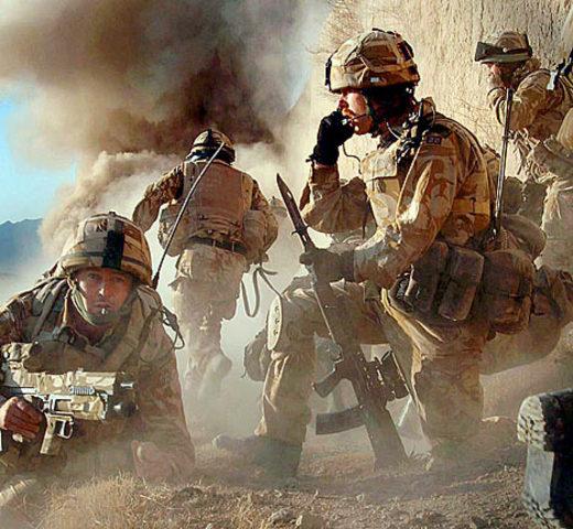 U.S. sends troops to Afghanistan