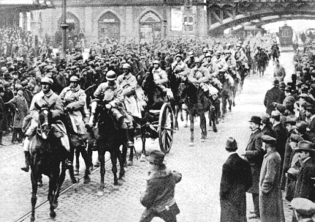 French Evacuation of the Ruhr