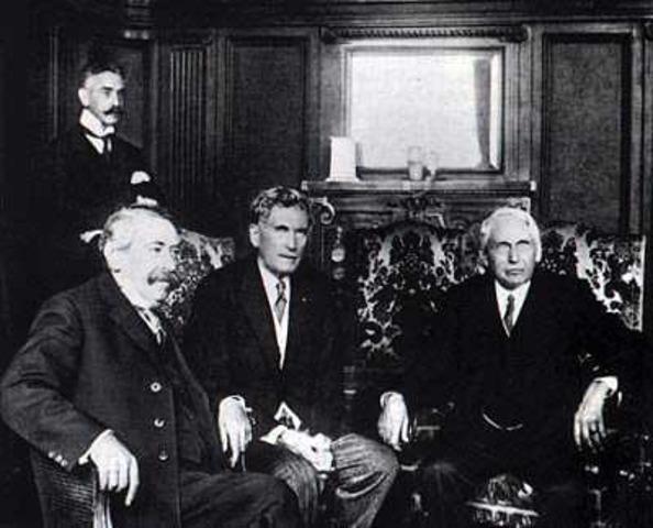 Washington Conference(David)