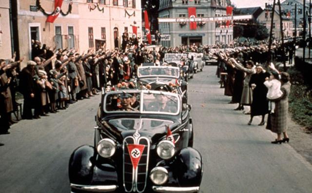The Sudetenland Relegation