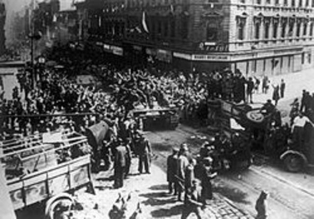 German Occupation of Czechoslovakia