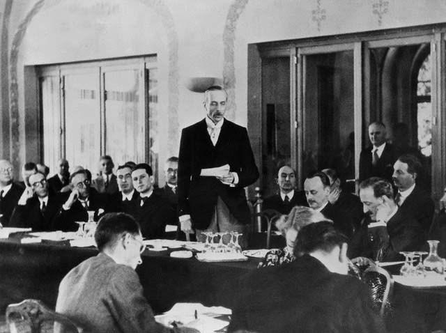 Évian Conference