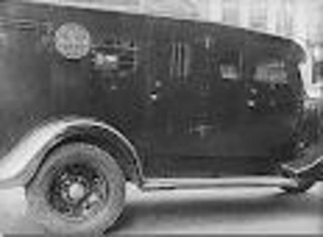 furgon blindado