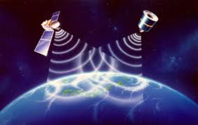 National University Teleconferencing Network used satellites to transmit programs to its 40 institutional members.