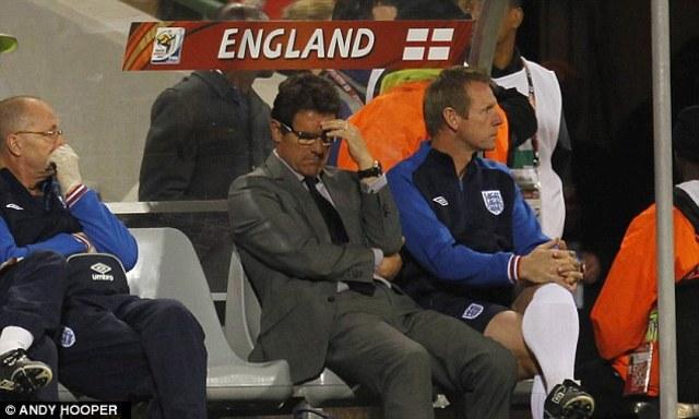 Fabio Capello resigns over Terry captaincy