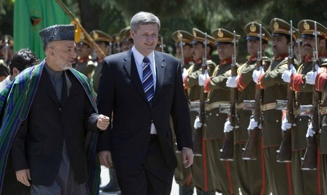 Canada pledges another $200 million in aid to Afghanistan