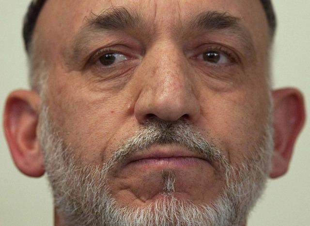 Karzai re-elected