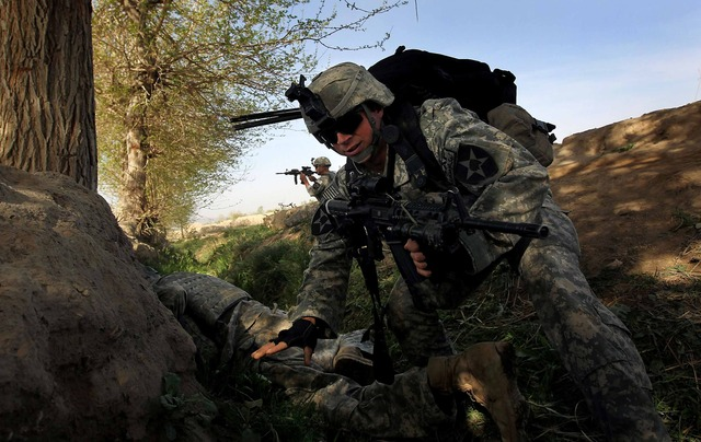 Kandahar City transferred to Americans