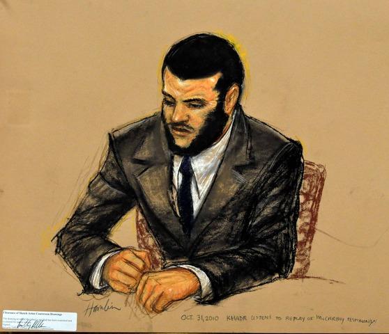 Khadr's trial starts in Guantanamo