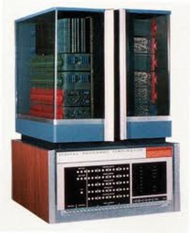 Παρουσιαση του PDP-8 (Πιο επιστυχημενου Mini υπολογιστη)