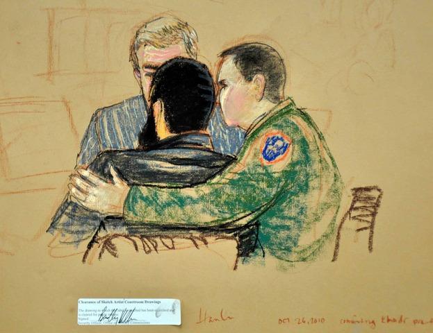 Khadr pleads guilty