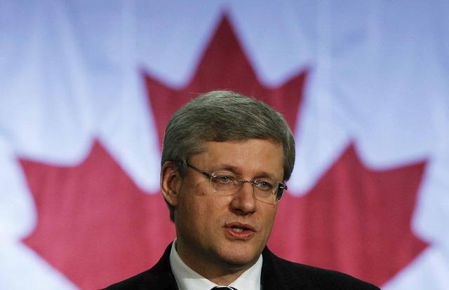 Harper announces troops in Afghanistan till 2014