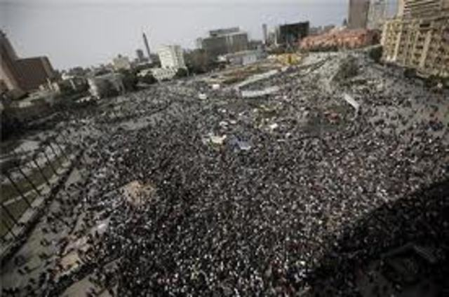 Egypt: The Day of Departure