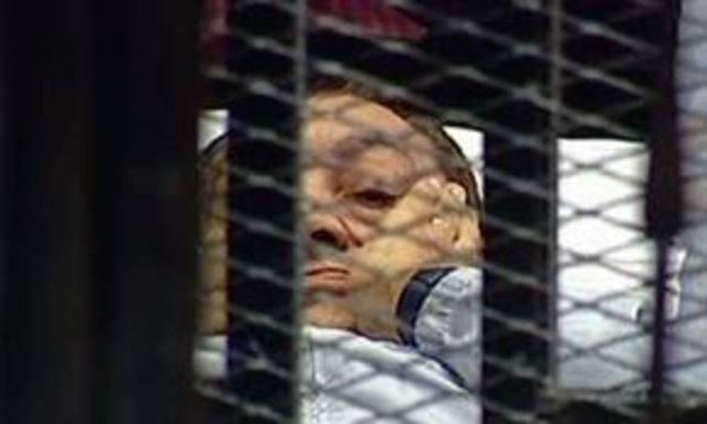 Egypt: Mubarak in court