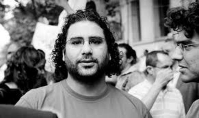 Egyptian revolutionary Alaa Abd El Fattah arrested by junta
