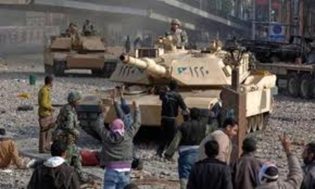 Egypt's military will have final say on country's new constitution