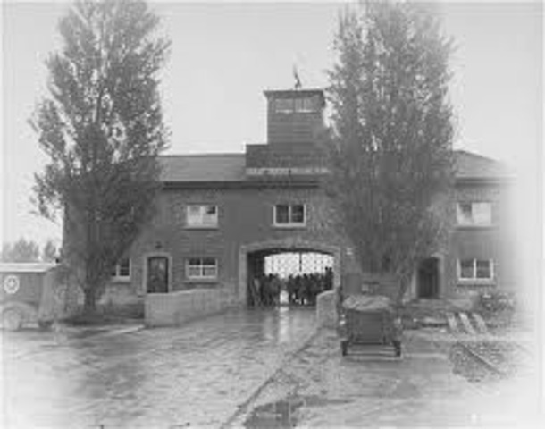 Dachau: First Nazi Concentration Camp