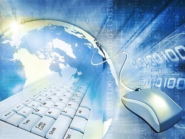 Сеть Интернет связывает 689 млн. человек