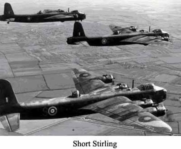 First thousand-bomber British air raid (against Cologne).
