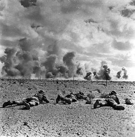 First Battle of El Alamein.