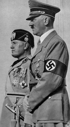"""""""Rome-Berlin Axis"""" Announced (Natalie)"""