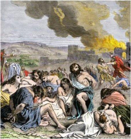 Jerusalem falls