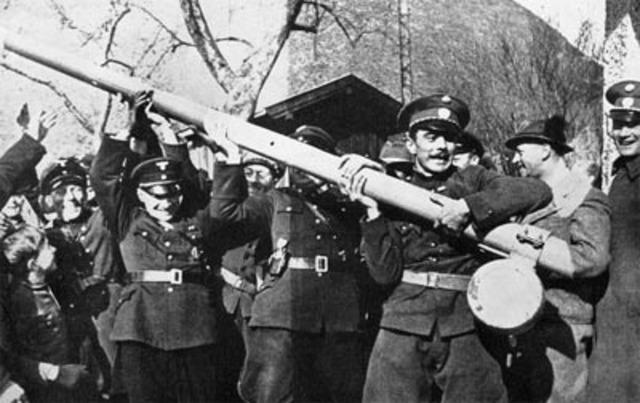 German Anschluss with Austria (Natalie)