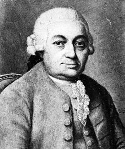 Neix Carl Philipp E. Bach