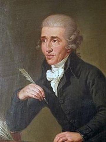 Franz Joseph Haydn compuso el himno nacional austriaco