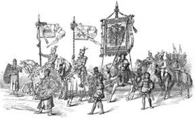 Vikings Invade Europe