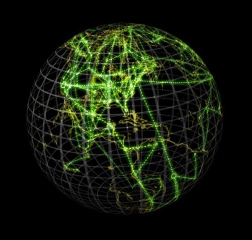 Первый веб-браузер с графическим интерфейсом пользователя