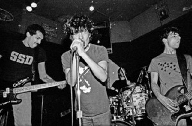 The Circle Jerks form