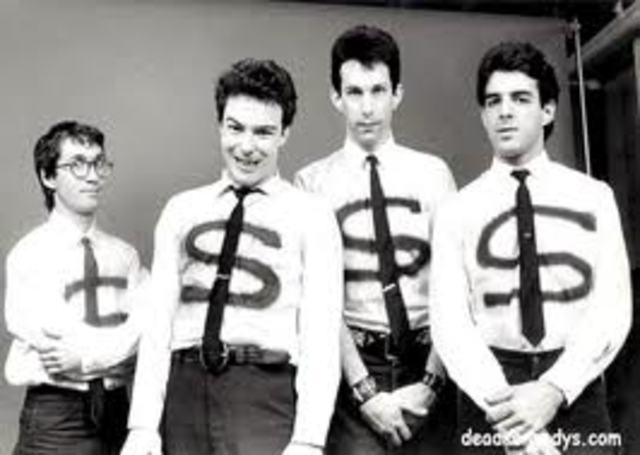 Dead Kennedys Disrupt Awards Show