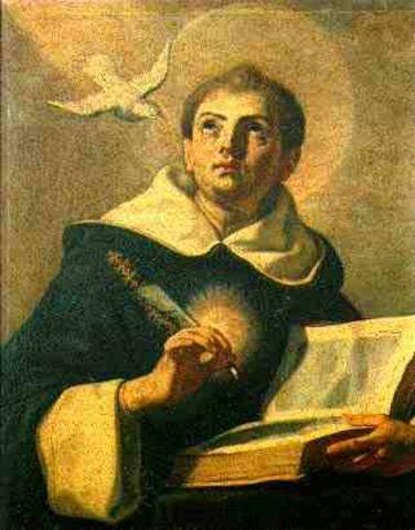 Thomas Aquinas is Born