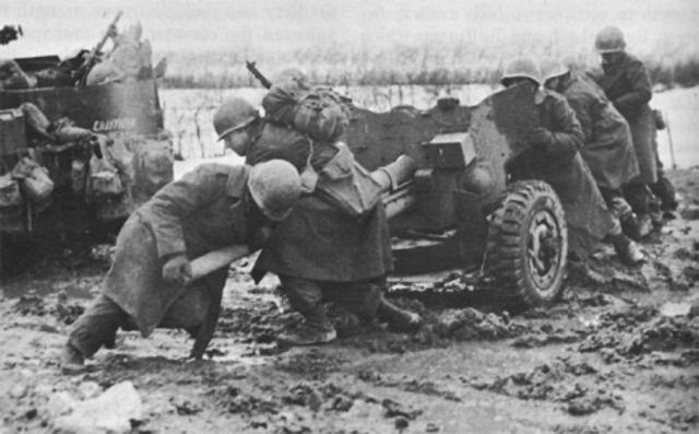 Germans begin a major counter-attack toward Avranches.