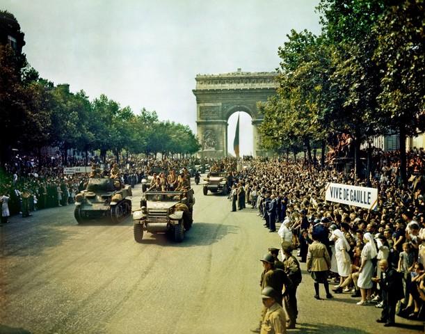 Liberation of Paris.