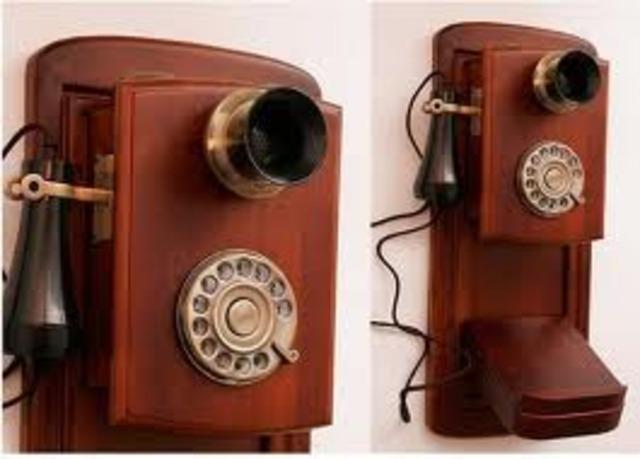 Primera llamada telefónica trasatlántica.