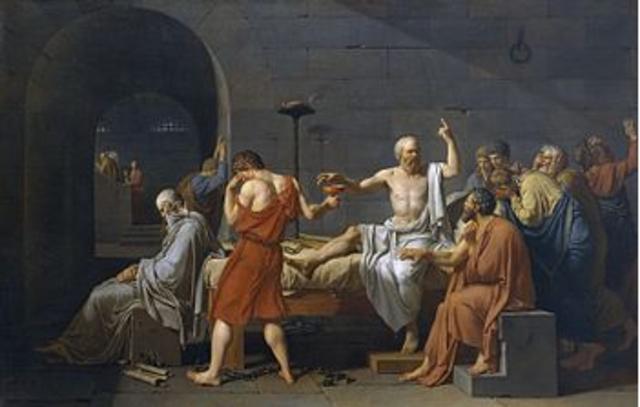 Death of Socrates (David)