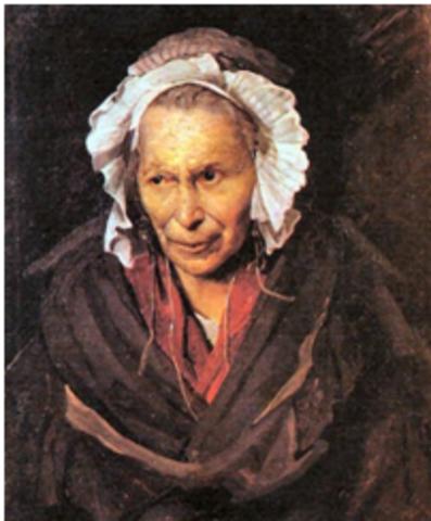Madwoman (Gericault)