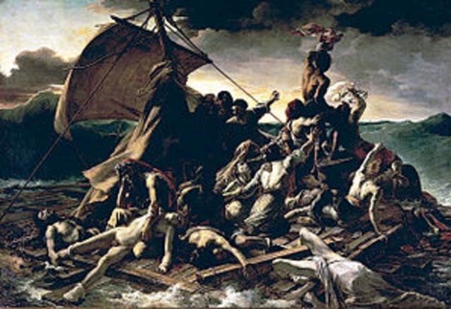 Raft of Medusa (Gericault)