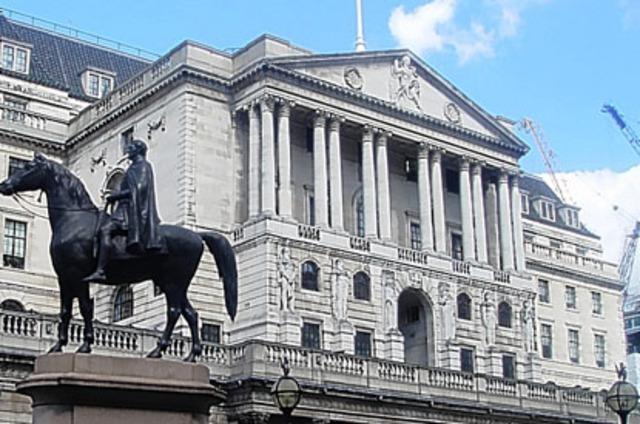 Bank of England created