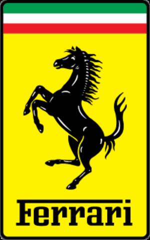 η Ferrari