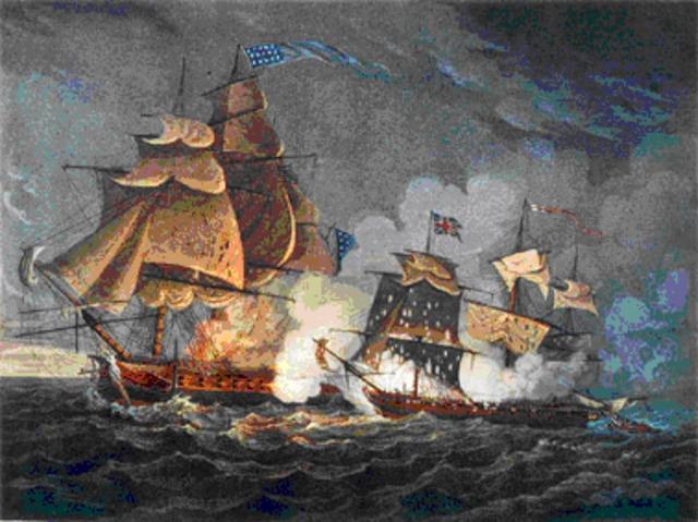 Capturing Trade Ships